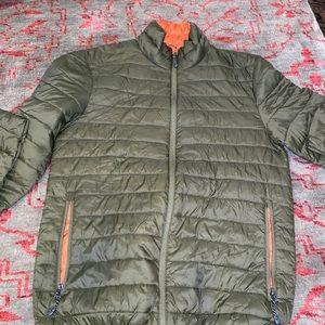 Swiss TE winter jacket